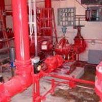 Fire Fighting Equipment AMC Services