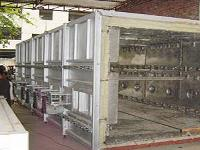 Continuous Belt Type Dryers - Manufacturer and Exporters,  Gujarat - Natural Vegetables & Fruits Storage Pvt. Ltd.