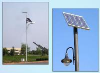 Solar Street Lighting System 100