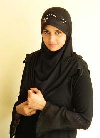 Kerala Beautiful Muslim Girl Mehar Niqab  Muslim Dress