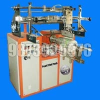 Fully Deluxe Semi Auto Round Screen Printing Machine
