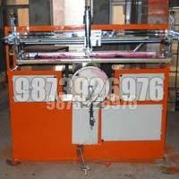 Semi Auto Bucket Round Screen Printing Machine