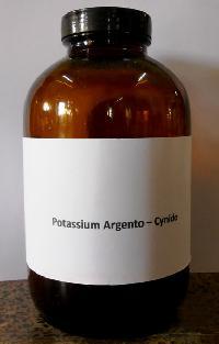 Potassium Argento Cyanide