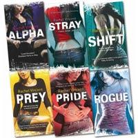 Rachel Vincent Faythe Sanders Werecats 6 Books Set