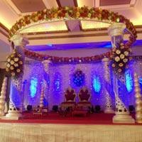 Budget Wedding Mandap