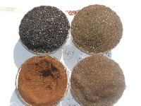 Cashew Friction Dust Particles