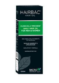 Hairbac Hair Oil