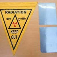 Radiation Sign Boards