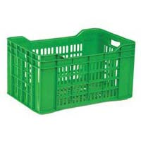 Plastic Fruit Crate