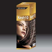 Kesh 10 Hair Oil