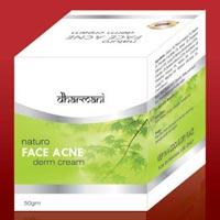 Face Acne Derm Cream