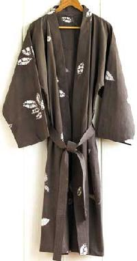 Ladies Long Bathrobe