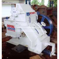 Single Wheel Oil Type Jaw Crusher