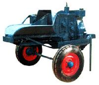 Tractor Operated Chaff Cutter Machine