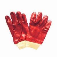 Pvc Dipped Hand Gloves
