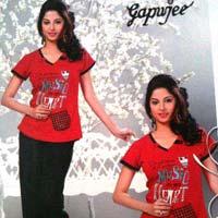 Ladies garments, night Suits  Kapri