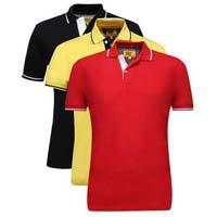 polo t shirts,round Neck  V neck