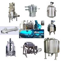 Chemical Process Equipment Fabrication Services