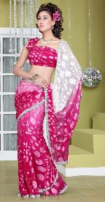 Indian Designer Partywear Saree