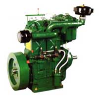 Water Cooled Diesel Engine 02
