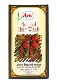 Natural Hair Wash