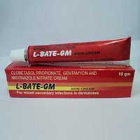 L Bate Gm Skin Cream