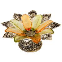 Lotus Crystal Bowl