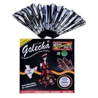 Golecha Henna Mini Paste Cone (Black Color)