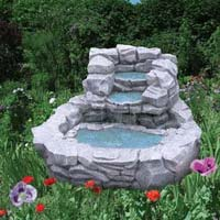 Stone Fountain Waterfalls