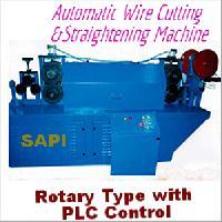 Wire Straightening and Cutting Machine-Industrial Usage