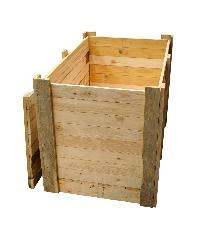packing wooden crates