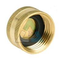 Brass End Cap