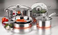 Stainless Steel Cookware - Manufacturer, Exporters and Wholesale Suppliers,  Maharashtra - Kitchen Essentials