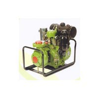 Air Cooled Pump Set