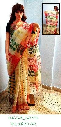 Dhakai Soft Cotton Saree Symbol Of True Indian Art