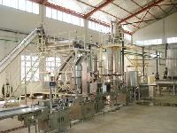 fruit juice concentration plant