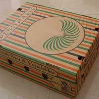 Fruits And Vegetable Packaging Box