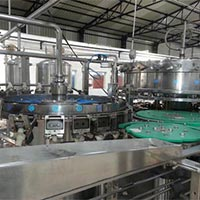Carbonated Soft Drink Plant Installation
