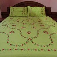 Cotton Bed Cover Manufacturer By Unique Crafts Tamil Nadu