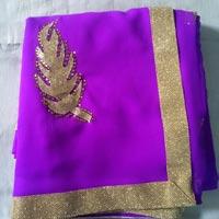Designer Hand Work Sarees, Zari Work Sarees