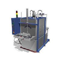 Crank Shaft Cabinet Cleaning Machine