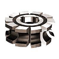 Concave Cutters - Hss