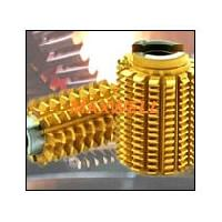 Helical Gear Hobs