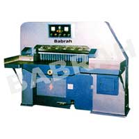 Automatic Paper Cutting Machine - Babrah Industrial Corporation