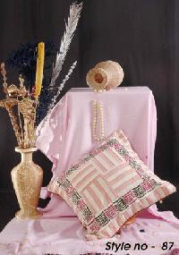 Cotton Cushion Cover - 01