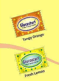 Glucostart Fresh lemon Candy