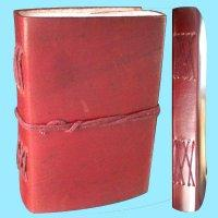 Diary Leathers Plain Covers