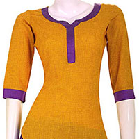 Ladies Designer Cotton Kurtis 2
