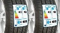 Rubber Logo Tyre Labels