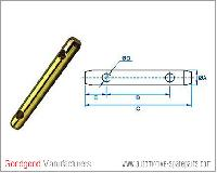 Tractor Linkage Part-lower Link Locking Pin